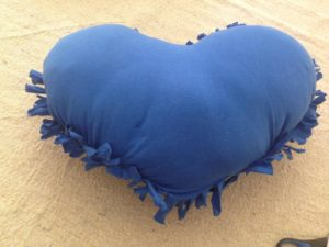 DIY: decorative pillow